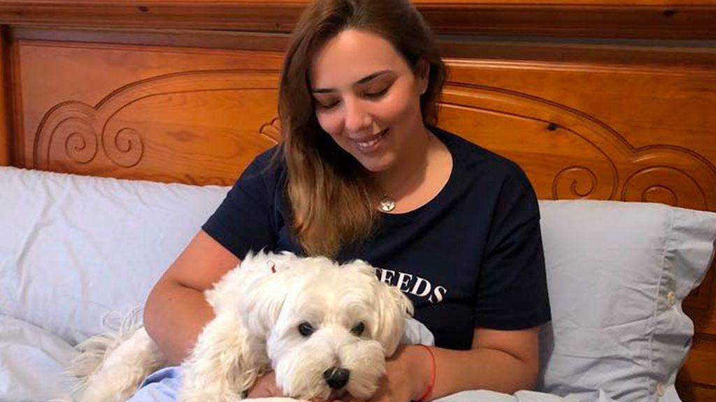 """Lorena Edo 'GH', tras recibir el alta hospitalaria: """"Vivo con dolor a diario"""""""