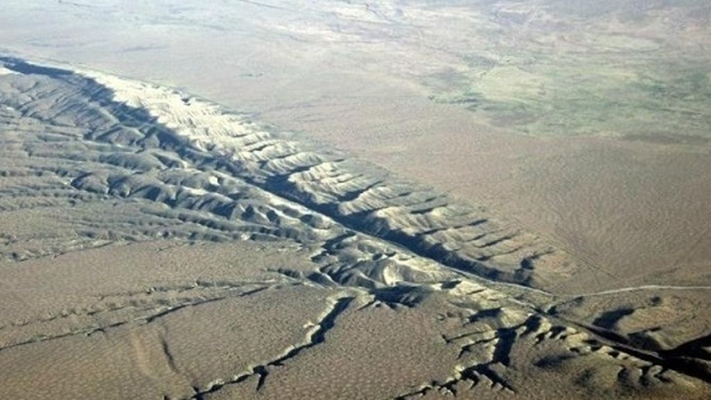 El riesgo de sufrir un gran terremoto en California se eleva un 75%