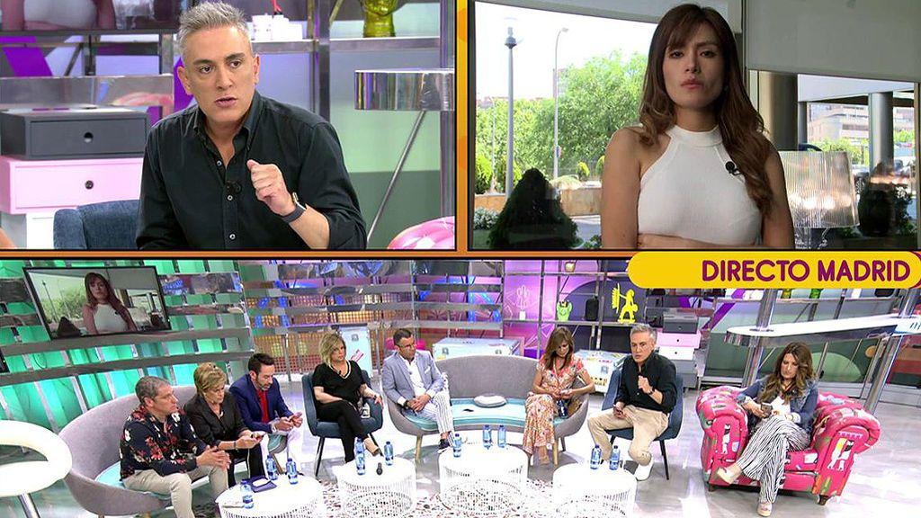 """El mosqueo de Carlos Lozano tras ver los besos de su ex y Hugo Castejón: """"Miriam estaba conmigo por mi fama y mi dinero"""""""