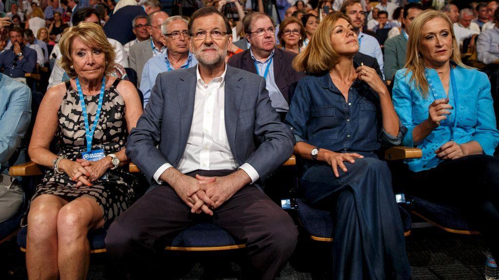 """Cospedal afirma que """"dar la cara"""" por el PP en la corrupción ha """"perjudicado"""""""
