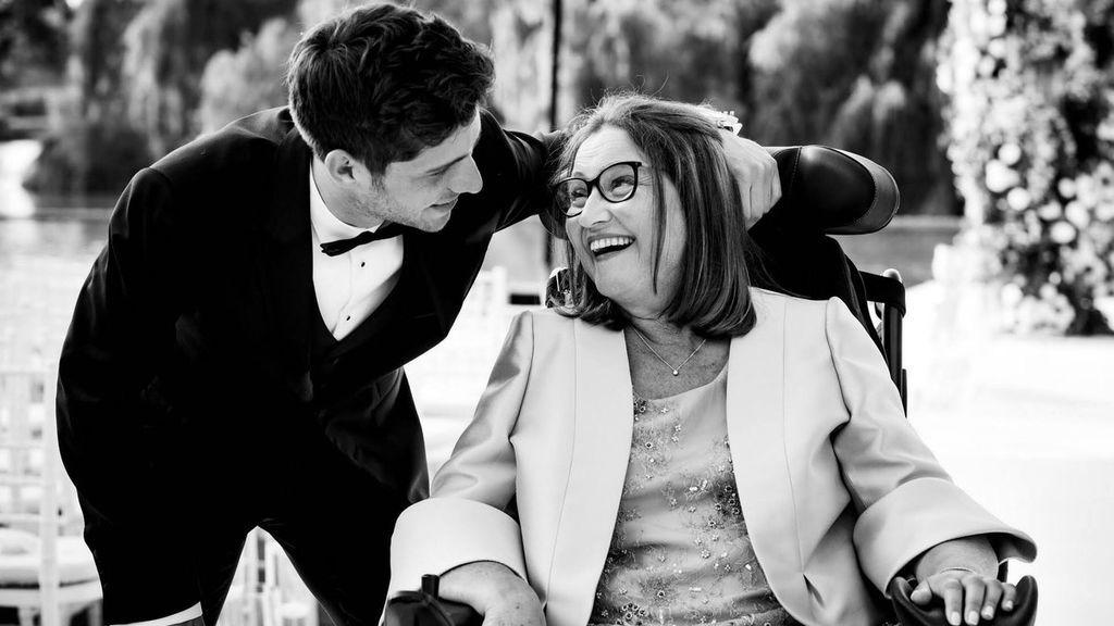 Sergi Roberto desvela que su madre tiene ELA y le manda un cariñoso mensaje
