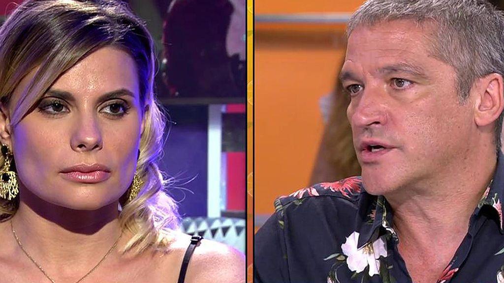 """Gustavo González, sobre su relación: """"Queremos estar juntos y nos hemos dado un tiempo para reflexionar"""""""