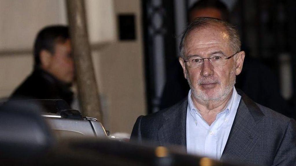 La Fiscalía quiere a Rato en el banquillo por cobrar 835.000 euros en comisiones por la publicidad de Bankia