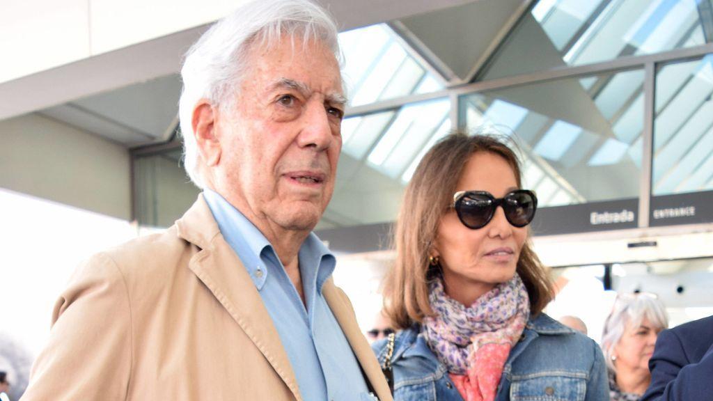 Mario Vargas Llosa, ingresado tras sufrir una caída