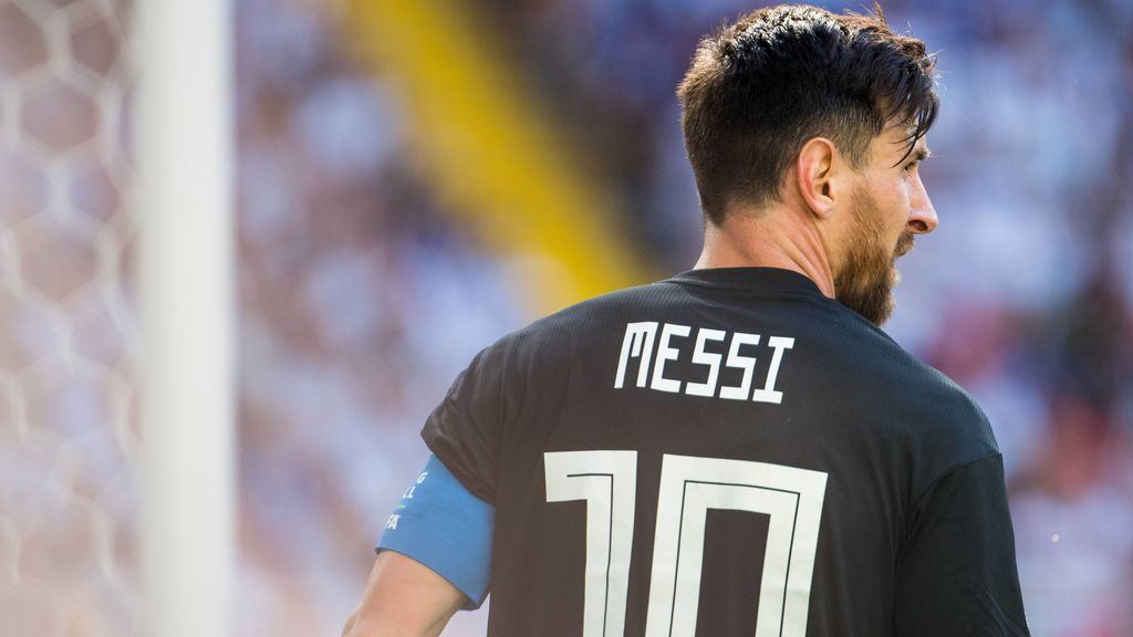 El apoyo del hijo de Messi a su padre en una publicación de Antonella en las redes sociales