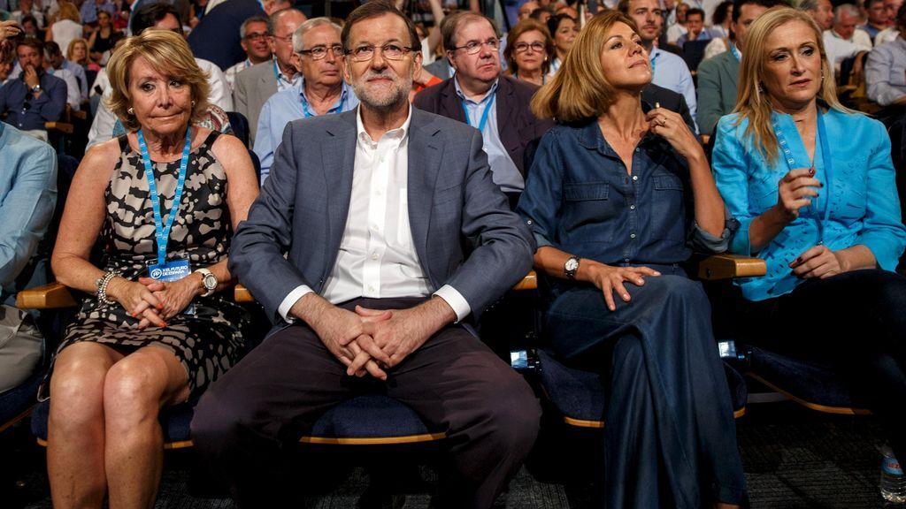 """Cospedal cree que """"dar la cara"""" por el PP en la corrupción le ha """"perjudicado"""""""