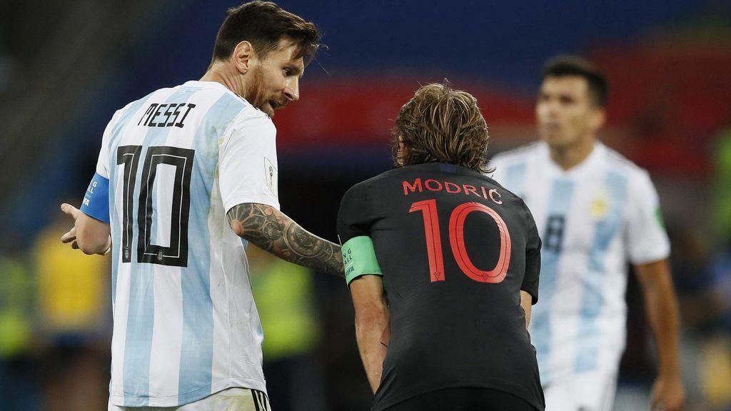 La afición argentina carga contra Willy Caballero y Sampaoli por el desastre ante Croacia