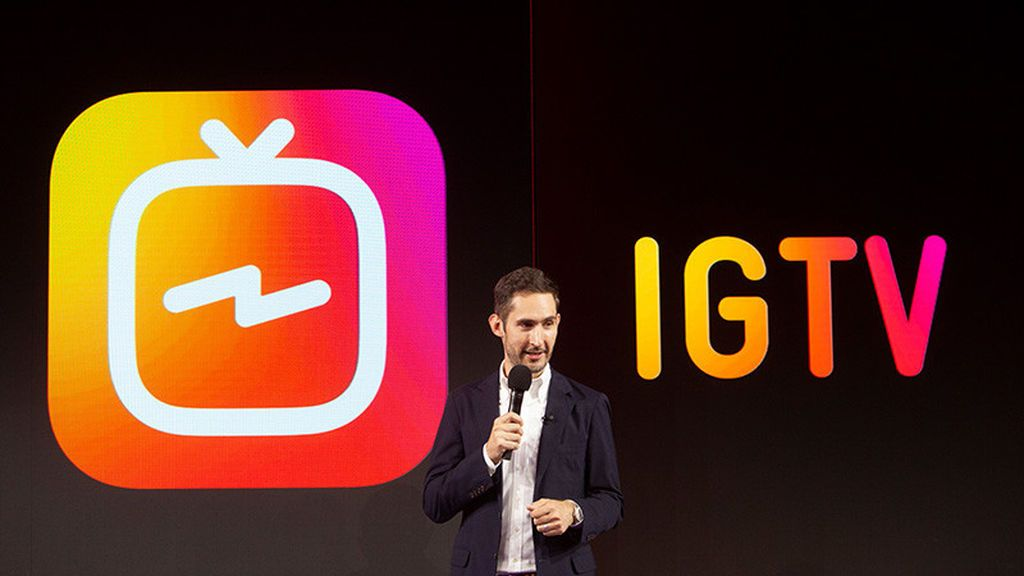 IGTV: la nueva aplicación de Instagram para ver televisión vertical