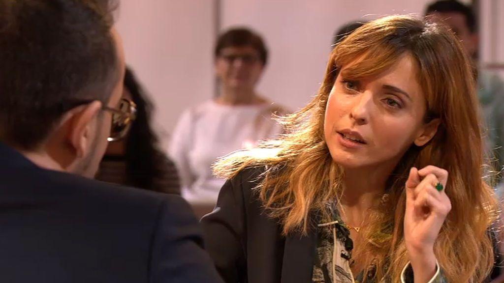 """Leticia Dolera, en 'Chester': """"Todos y todas somos hijos del machismo"""""""