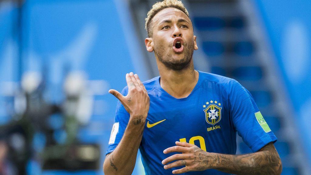 Neymar cambia el chip en la segunda parte para darle la victoria a Brasil