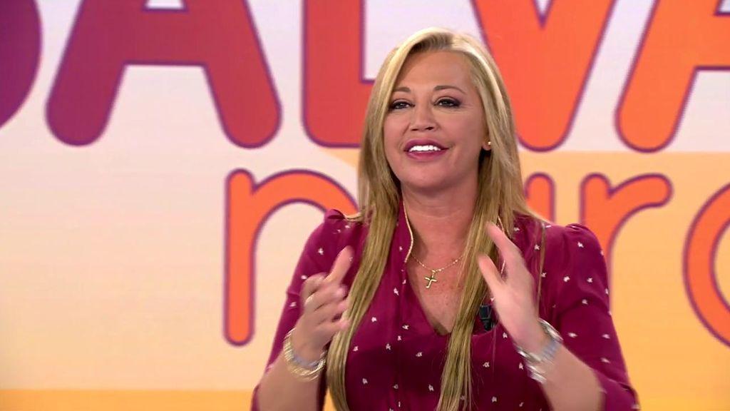 "Belén Esteban presenta entusiasmada su nueva sección en 'Sálvame': ""Serán entrevistas a famosos mientras conduzco"""