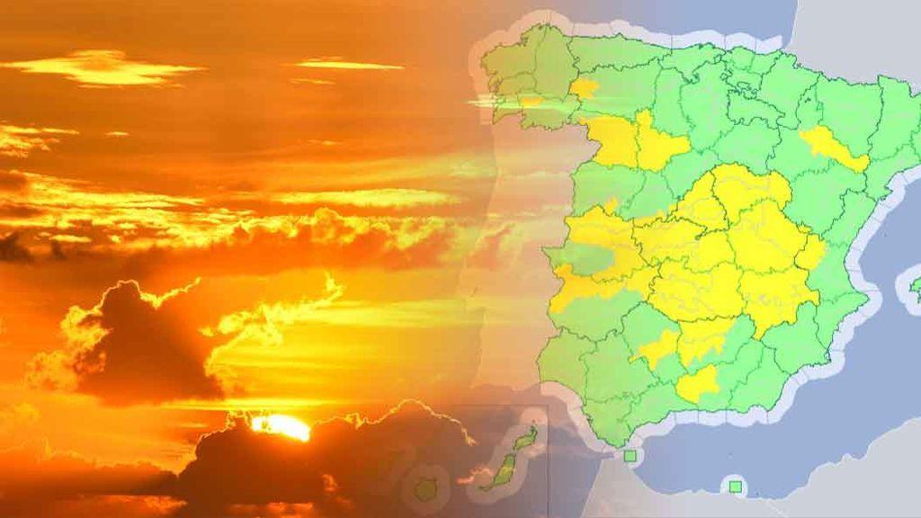 Avisos por calor este fin de semana: llega el día más caluroso en lo que llevamos de año