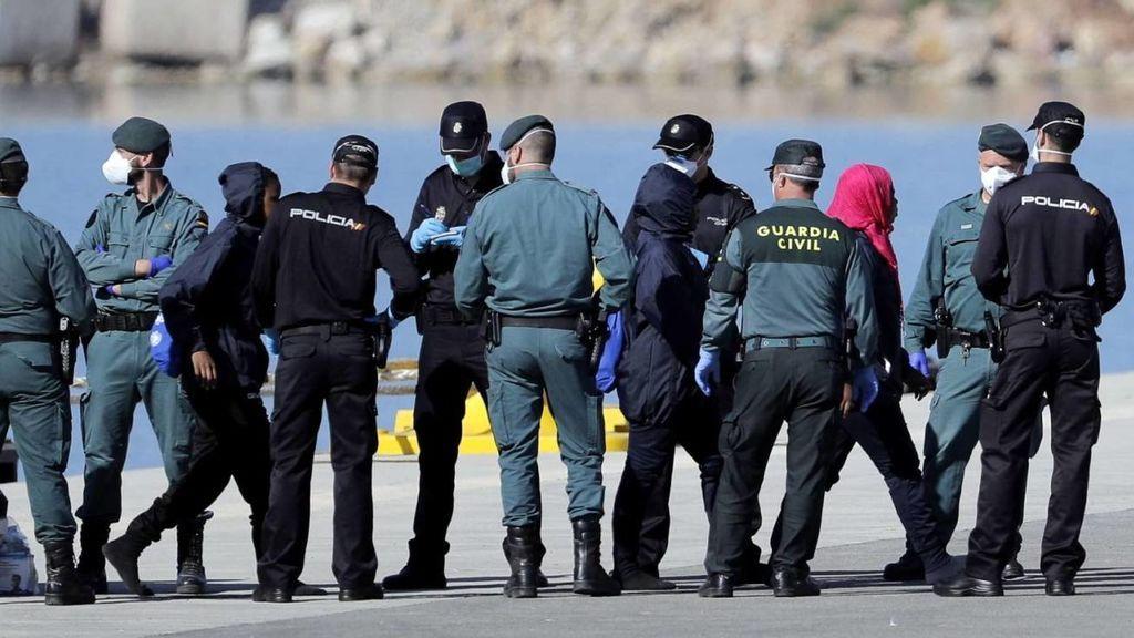 Los 28 menores del Aquarius  ya han sido localizados y reingresados a su centro de Alicante