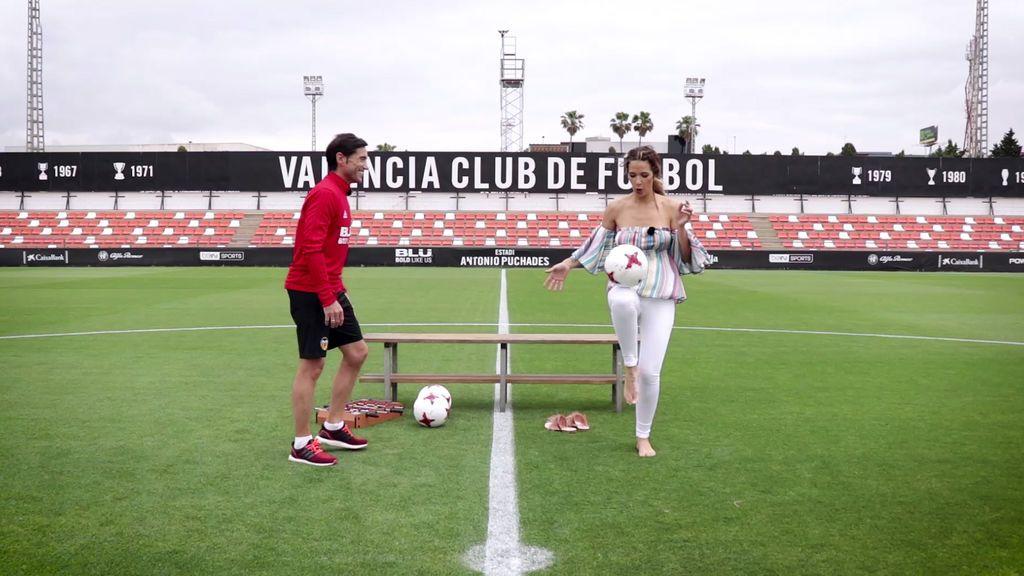 Tamara Gorro se postula como próximo fichaje del Valencia