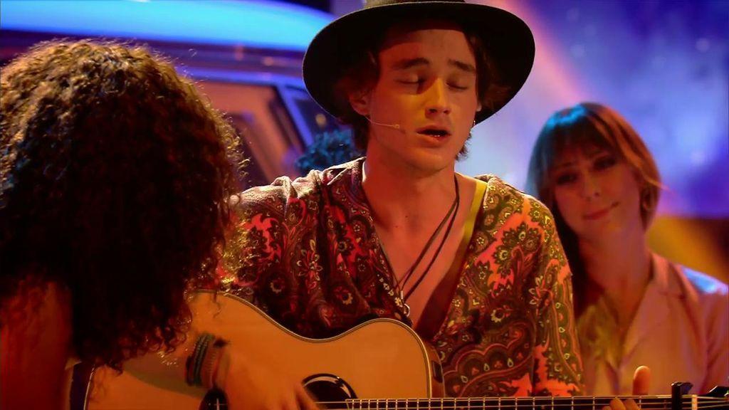 Pol Granch versiona 'Perfect' de Ed Sheeran… ¡y consigue poner a mil a Laura Pausini!