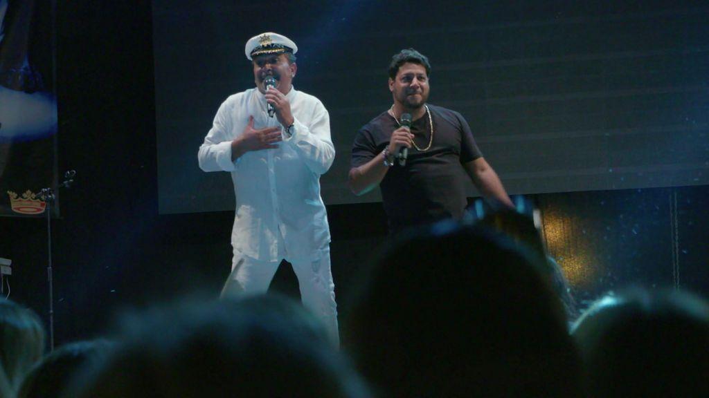 Joaquín y Mariano arrasan con el 'Gipsyton' gracias a un público entregadísimo