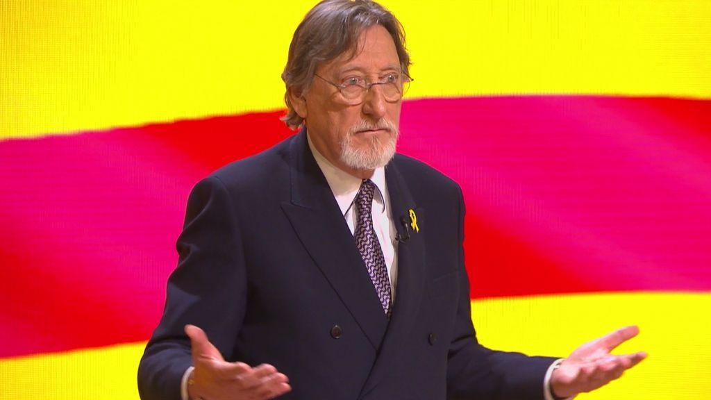 """Santiago, independentista, se siente traicionado por Santi Vila y ataca: """"No has cumplido tu palabra"""""""