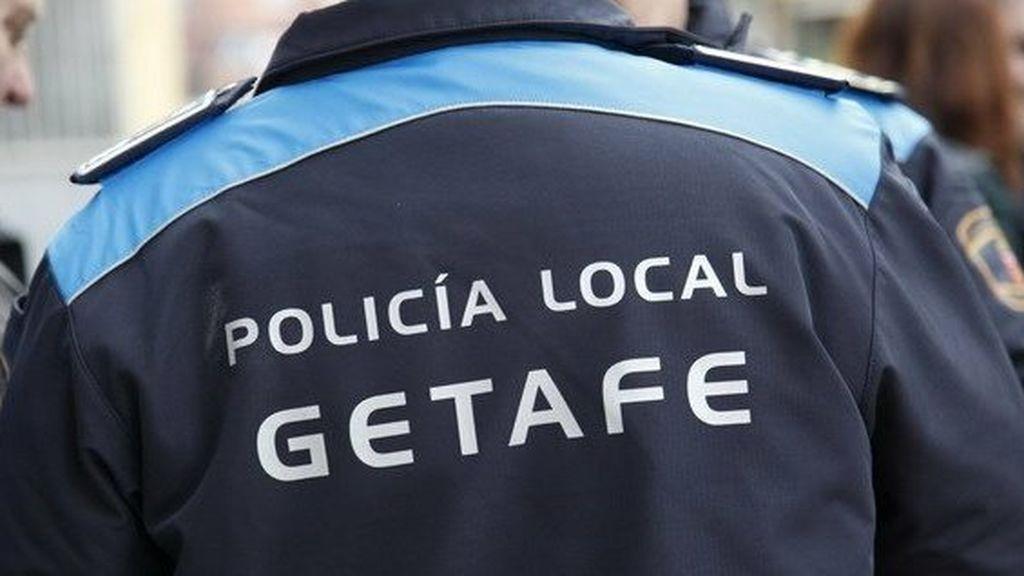 """Agreden """"brutalmente"""" a 4 policías locales de Getafe cuando estaban de servicio"""