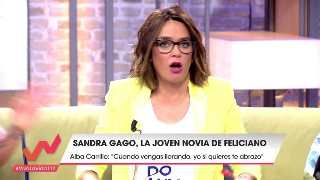 """Toñi Moreno contesta a Kike Calleja: """"Voy a pedir un cambio de colaboradores, cuánta maldad"""""""