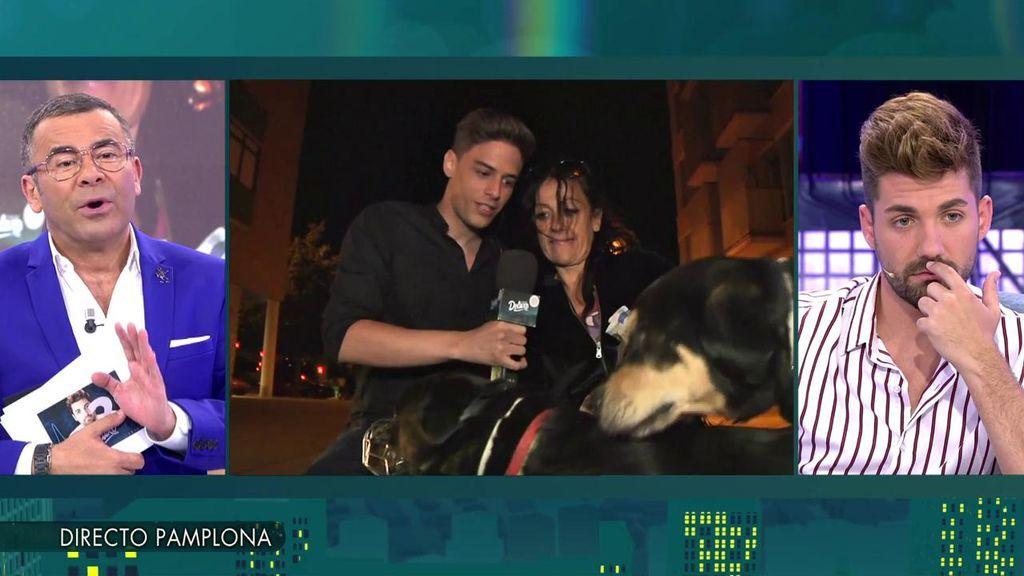 La conexión más surrealista y desternillante de Maite Galdeano con sus perros como protagonistas