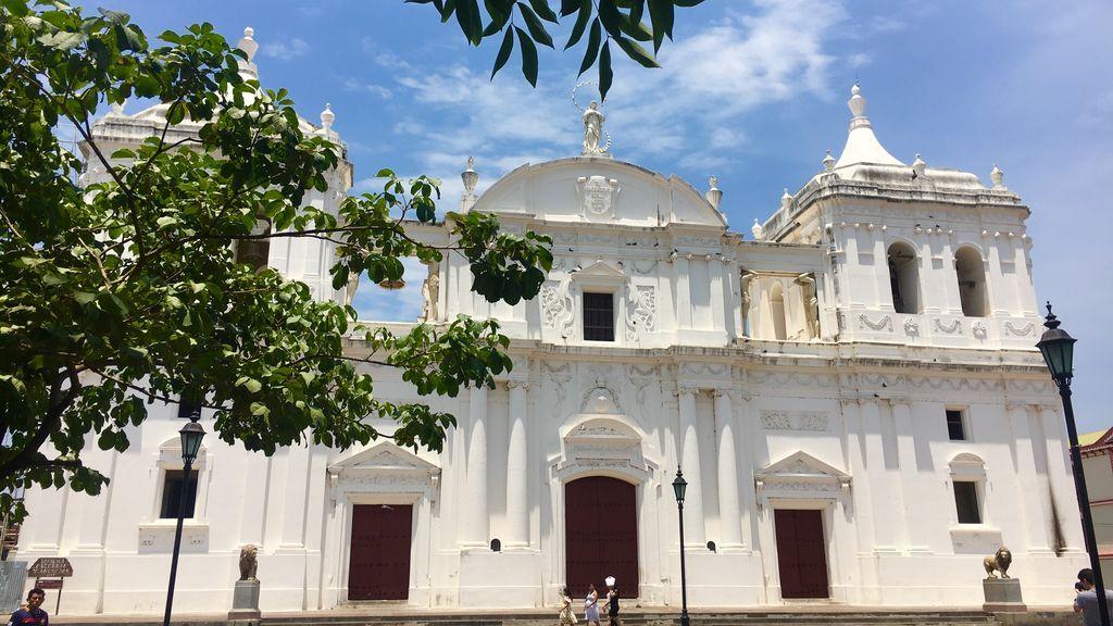 Nicaragua, León y el Corazón de Rubén Darío