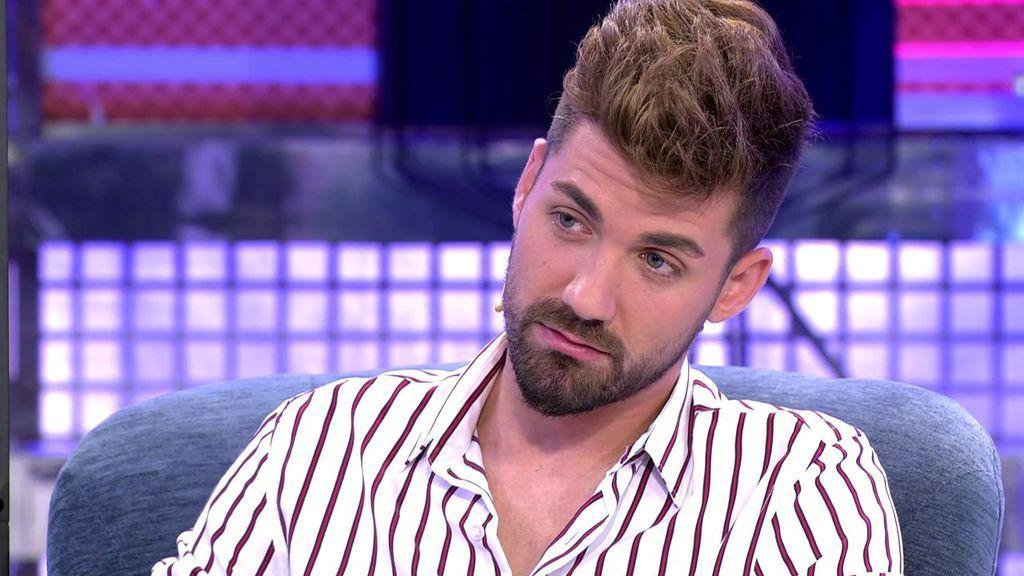 Alejandro Albalá aclara sus supuestas infidelidades y lanza un duro mensaje a Sofía Suescun