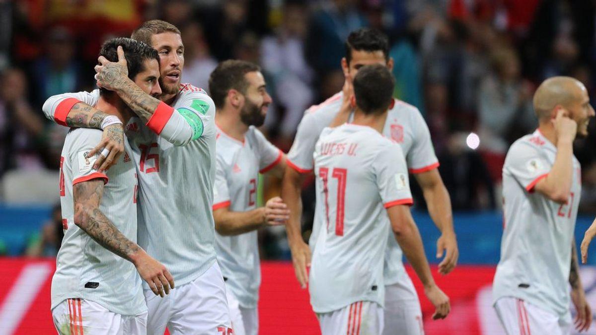 España - Marruecos : La 'Roja' quiere quiere pasar a octavos como primera de grupo este lunes a las 20.00 en Telecinco