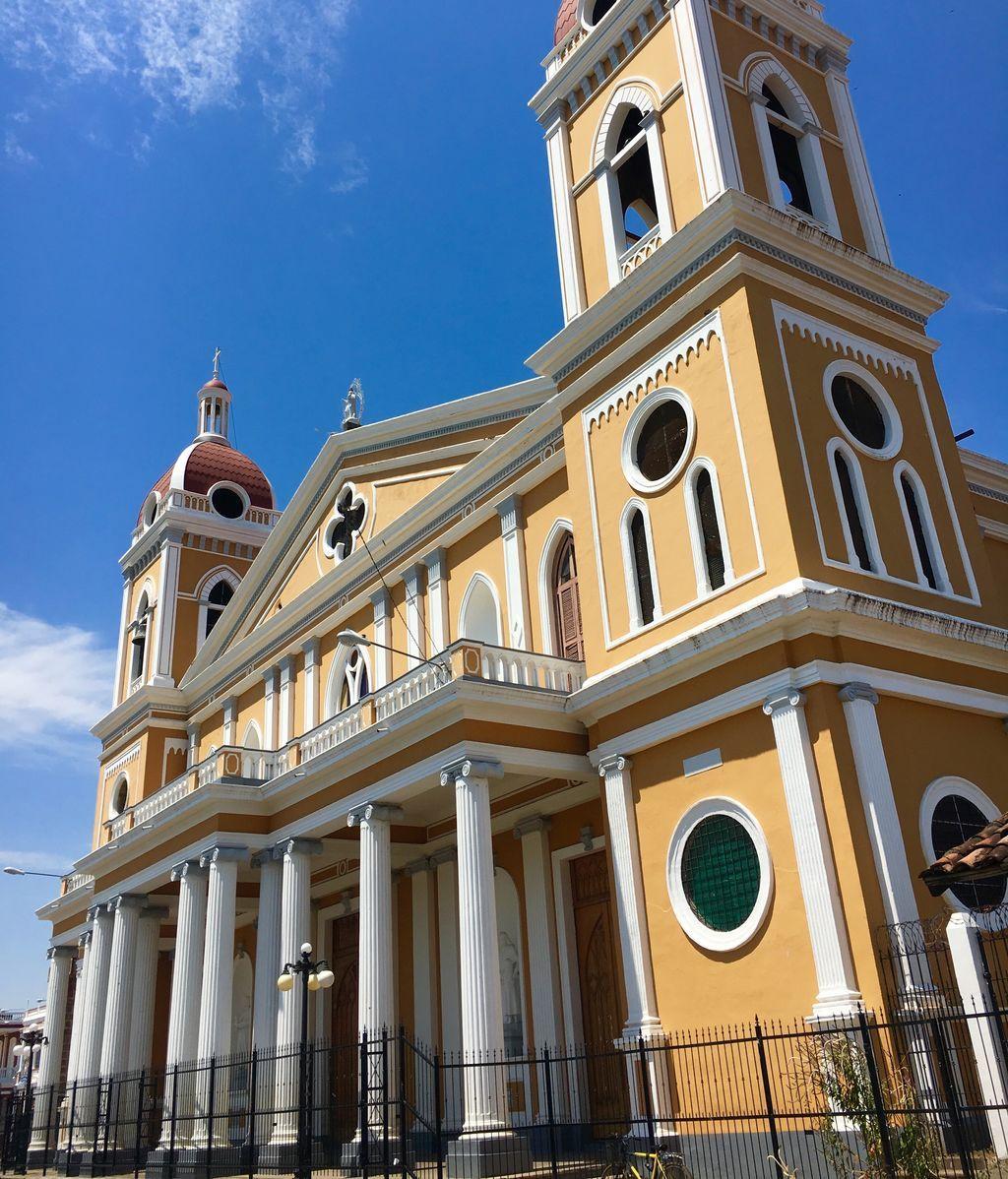 Granada, la 'Gran Sultana' de Nicaragua