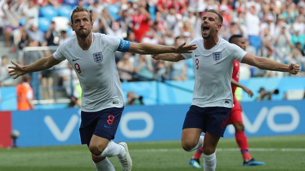 Kane firma un hat-trick ante Panamá y ya es el máximo goleador del Mundial de Rusia