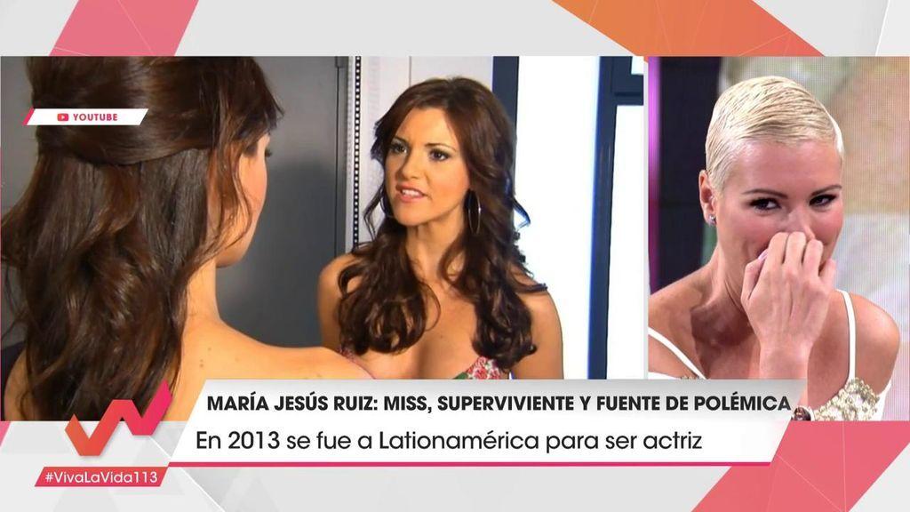 ¡Imperdible! El vídeo de María Jesús Ruiz como actriz con acento latino en una telenovela