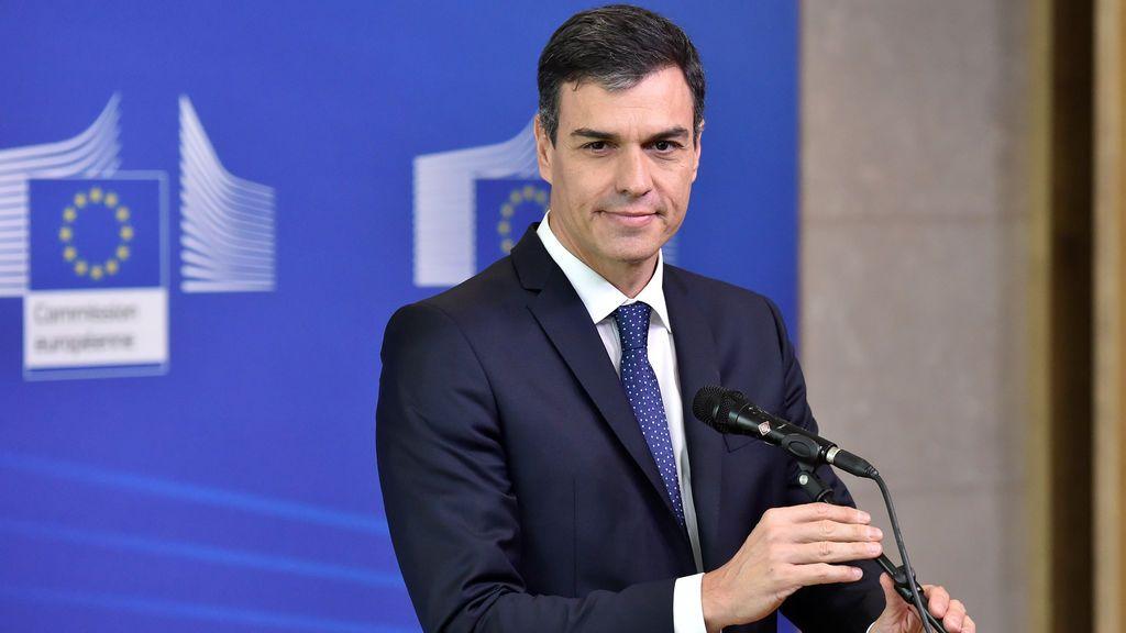 """Sánchez buscará apoyos en la UE para """"controlar mejor"""" los flujos migratorios"""