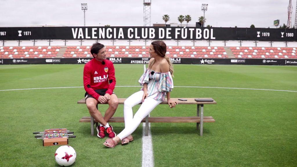 Reto de toques, futbolín y familia: no te pierdas la entrevista de Tamara Gorro a Marcelino García Toral (2/2)