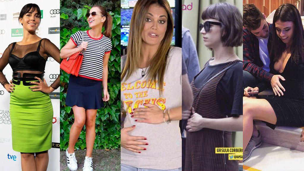 """Humanas como Georgina: Las otras veces que la """"sospechosa tripita"""" no significó un embarazo"""