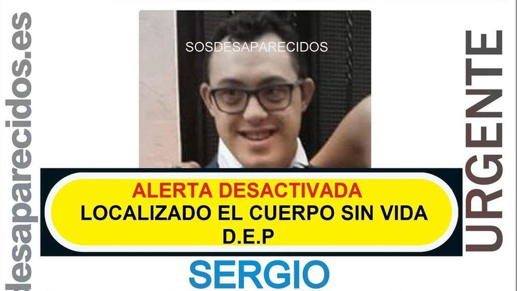 Hallado muerto el joven de 25 años con síndrome de Down desaparecido en Valencia