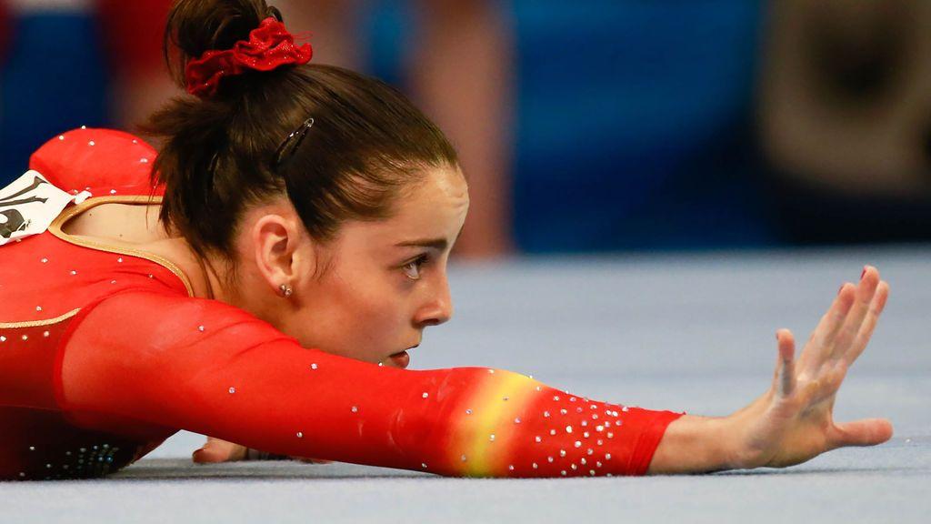 Gimnasia artística en los VIII Juegos Mediterráneos Tarragona 2018