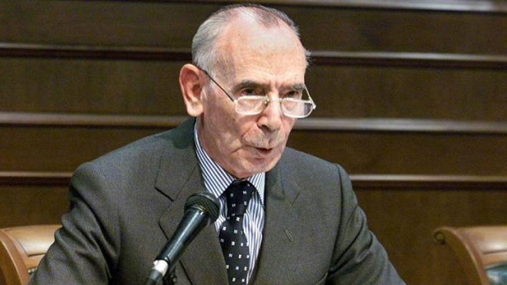 Jesús Cardenal, ex fiscal general del Estado