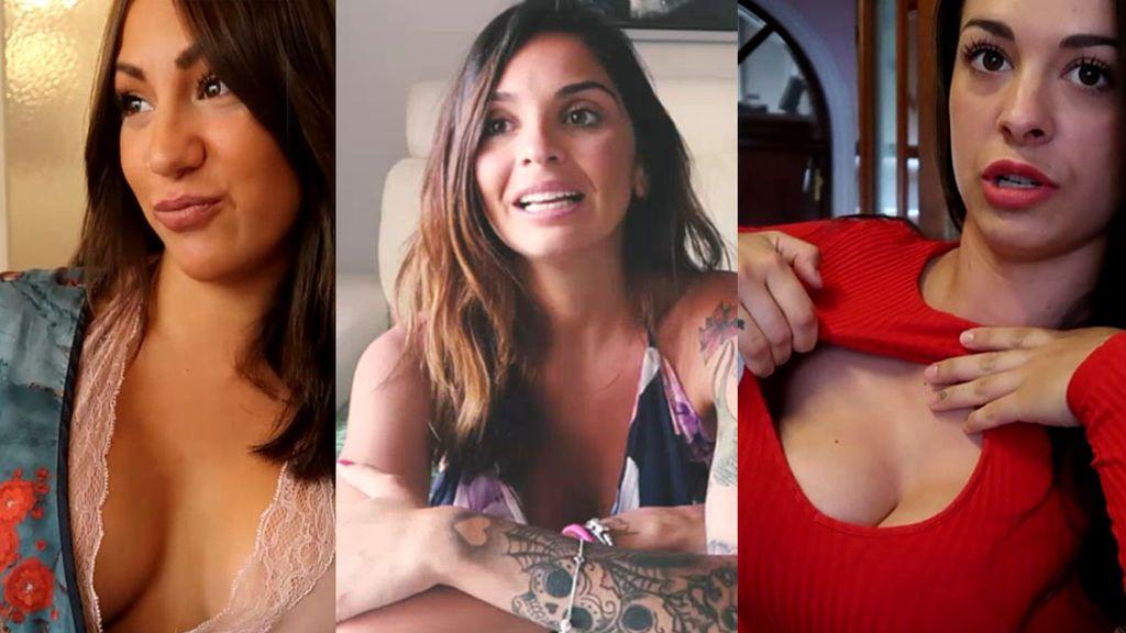 Quiérete mucho: los complejos y miedos de Ruth Basauri, María Hernández y Patricia Steisy