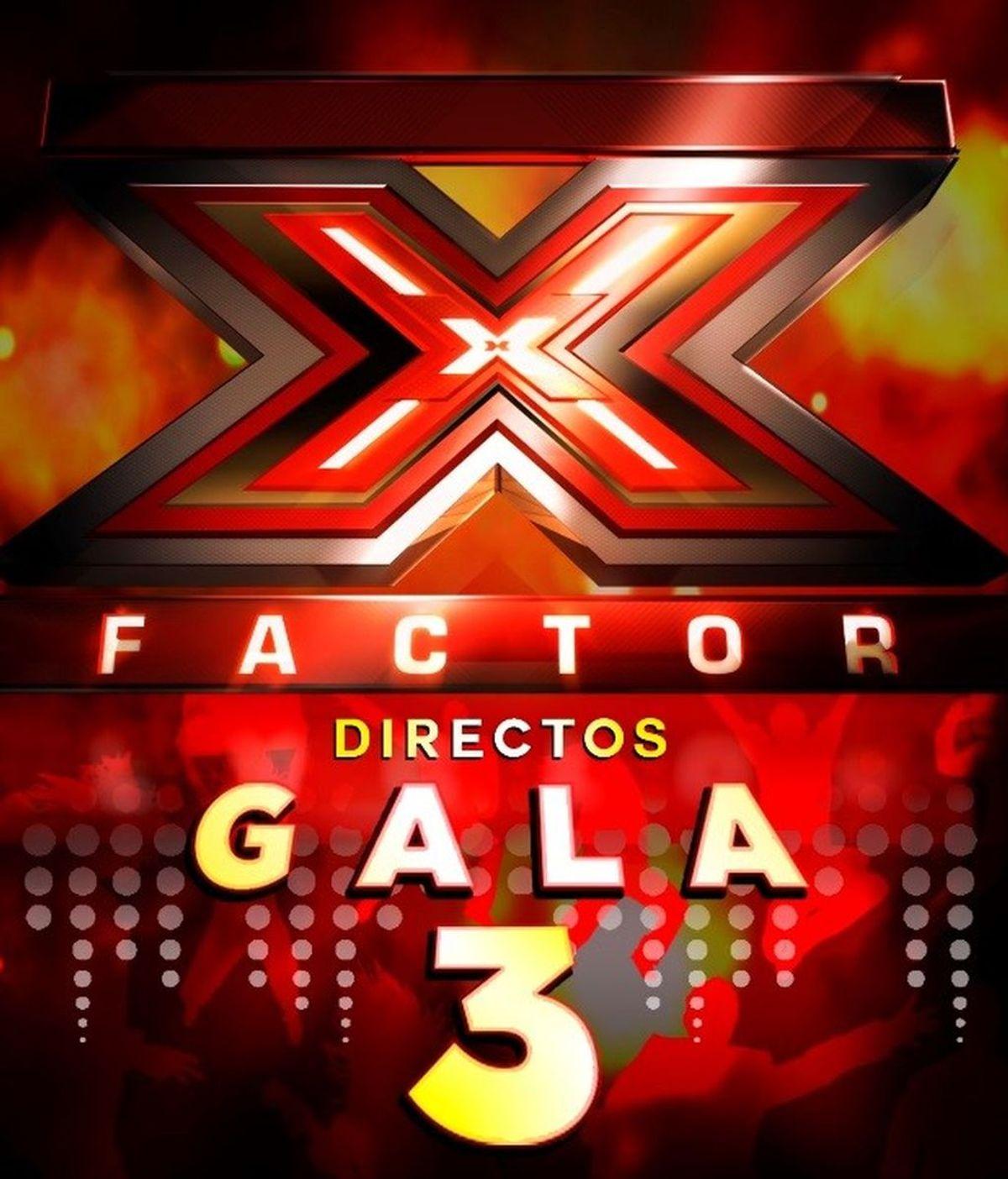 Ya están disponibles en todas las plataformas digitales los temas de la tercera gala en directo de 'Factor X'