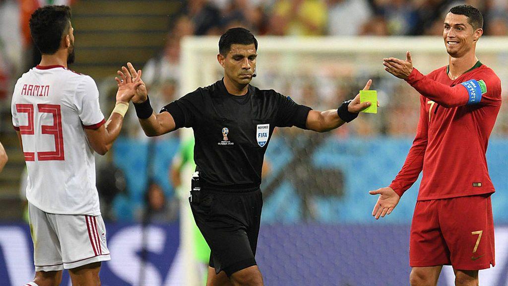 Irán - Portugal, tercera jornada del grupo B
