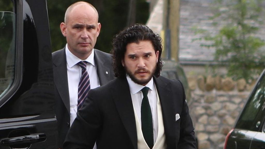 Kit Harington (Jon Snow).