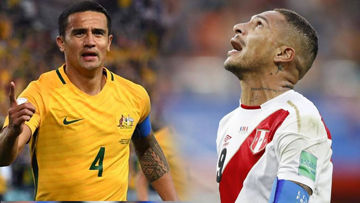 Australia-Perú el martes 26 a las 16.00 horas en BeMad