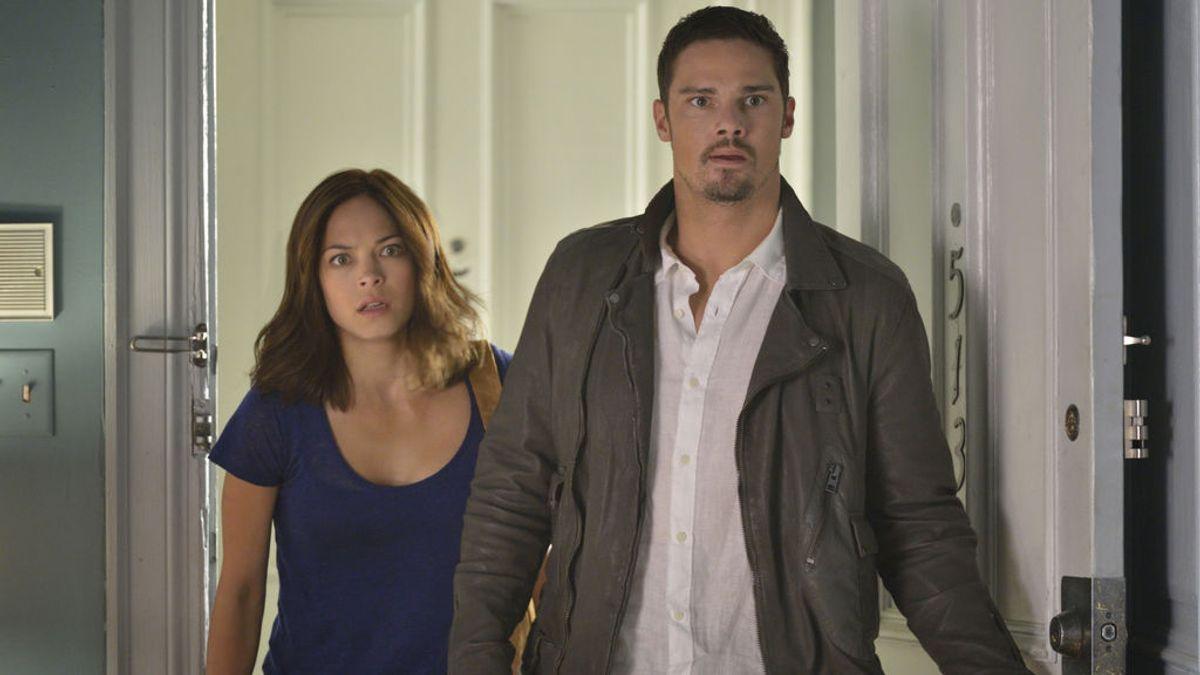 Kristin Kreuk y Jay Ryan dan vida a Catherine Chandler y Vincent Keller en la cuarta temporada de 'Bella y Bestia'.