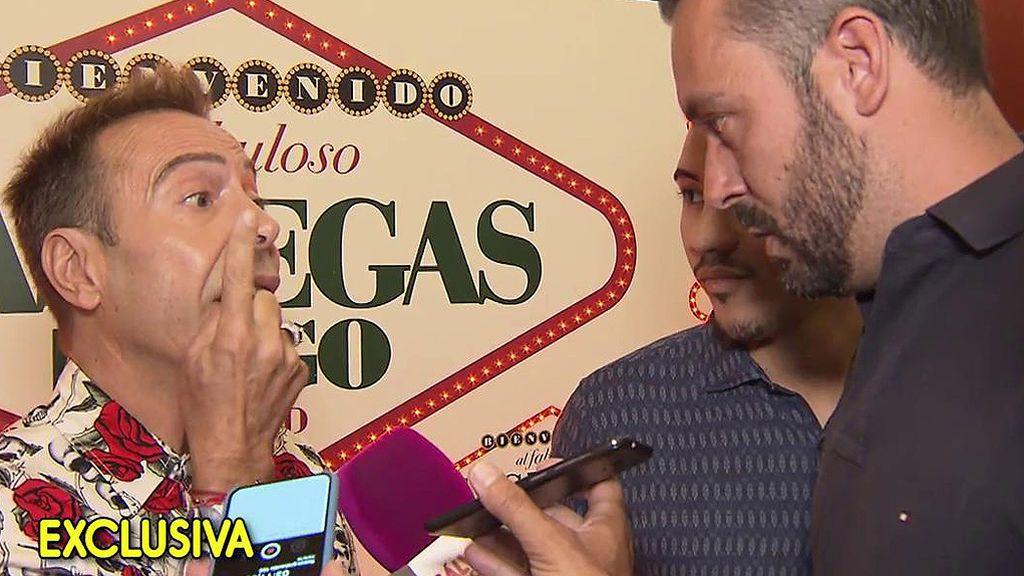El 'Maestro Joao' se mosquea ante las preguntas de Kike Calleja