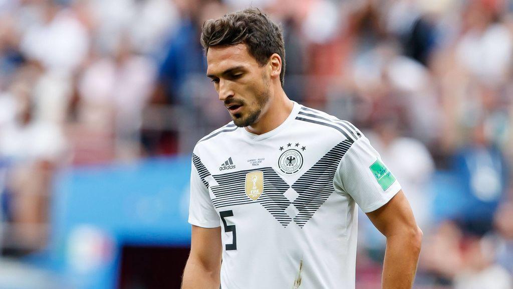 Lo que necesita Alemania para estar en octavos de final del Mundial de Rusia