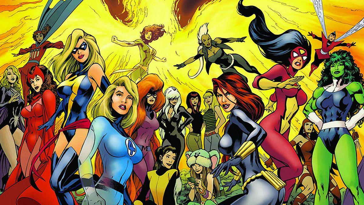 Marvel confirma igualdad de sexo y diversidad sexual en sus próximas películas