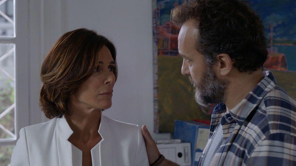 """Lalo Ruíz, a Lidia: """"Yo nunca he dado nada por cerrado"""""""
