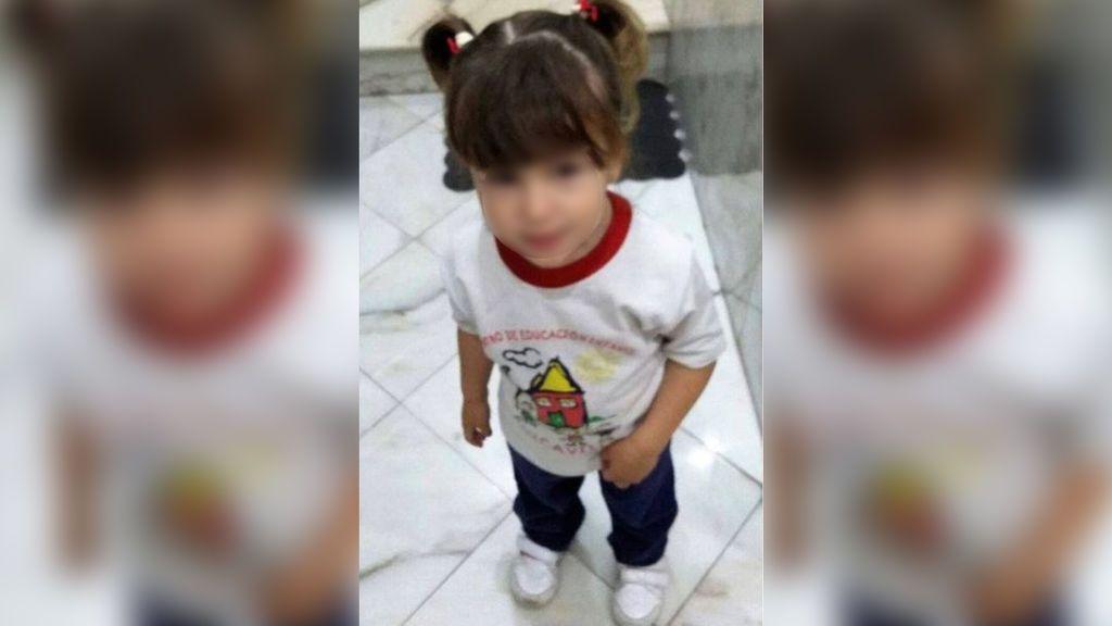 Lucía Vivar desaparecida
