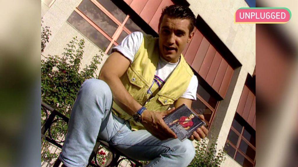 Jesús Vázquez presentó su primer disco en el último programa de 'La quinta marcha'