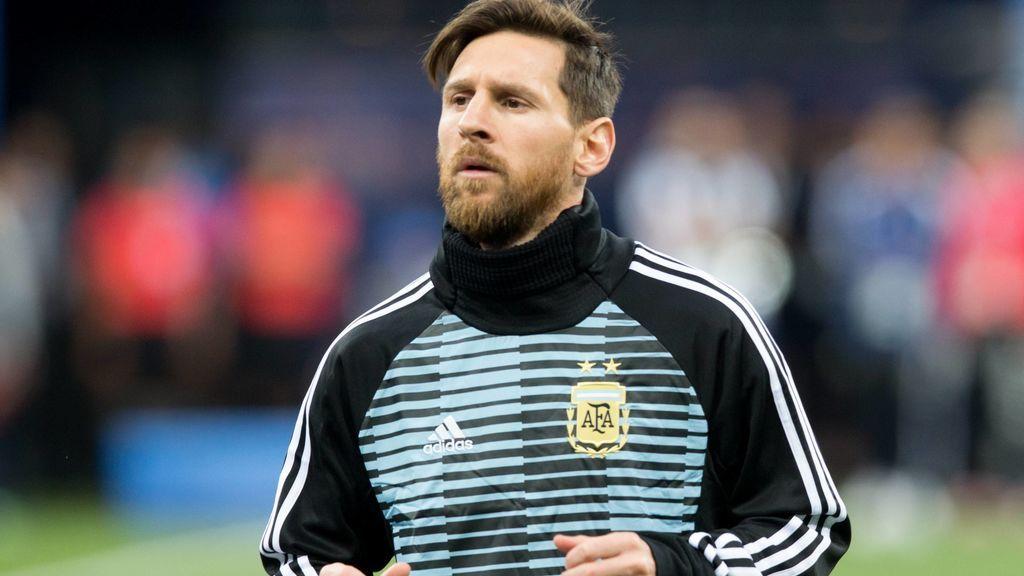 Argentina se la juega con los 'clásicos': Higuaín y Di María titulares arriba con Messi