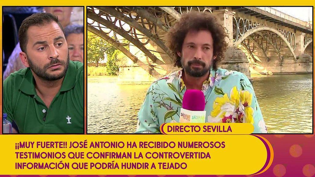 'Sálvame' tiene una información muy comprometida sobre Antonio Tejado
